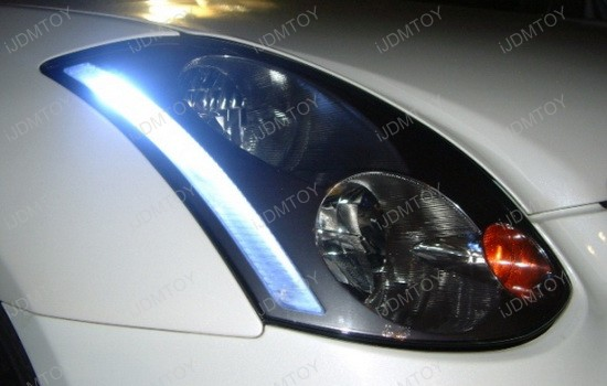 2004 - infiniti - g35 - coupe - 168 - ledparking - lights - 3