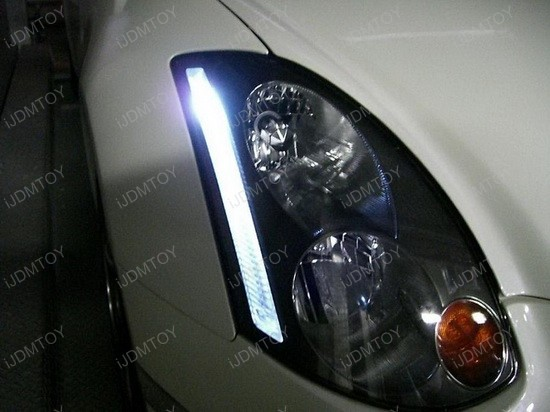 2004 - infiniti - g35 - coupe - 168 - ledparking - lights - 5