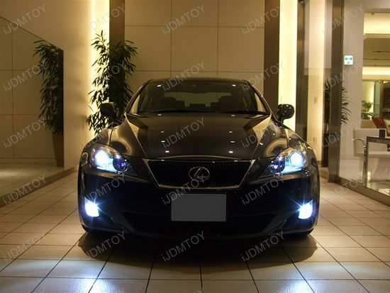 2007 - lexus - is250 - garax - hid - d4s - bulbs - 2