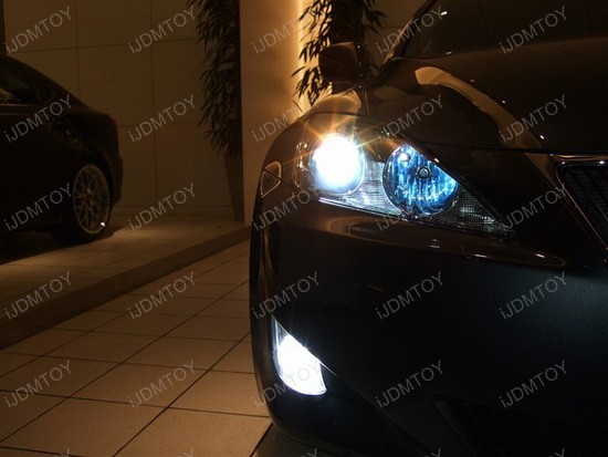 2007 - lexus - is250 - garax - hid - d4s - bulbs - 3