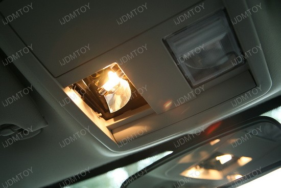 2006 - dodge - charger - led - interior - dome - lights - 1