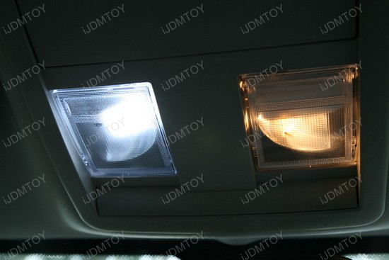 2006 - dodge - charger - led - interior - dome - lights - 3