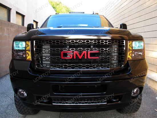 gmc - denali - 3157 - switchback - led - bulbs - 1