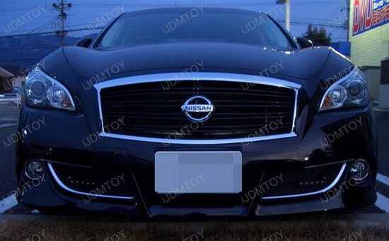 Infiniti - M37 - LED - DRL - 1
