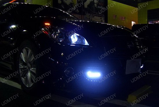 Infiniti - M37 - LED - DRL - 2