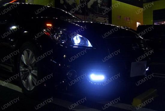 Infiniti - M37 - LED - DRL - 2