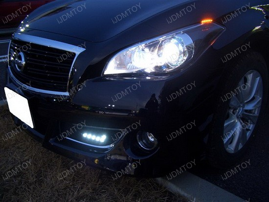 Infiniti - M37 - LED - DRL - 3