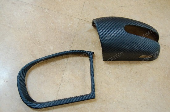 2005 - mercedes - benz - e320 - carbon - fiber - vinyl - sheet - 1