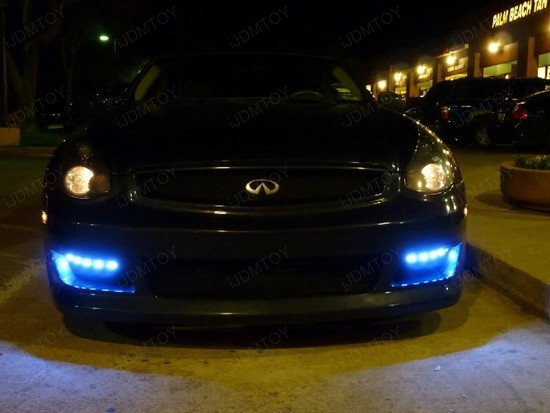 Led strip lights for 2005 infiniti g35 coupe ijdmtoy blog for originally from audi models led strip lights have become a huge success on many other cars with popular demand led lighting strip aloadofball