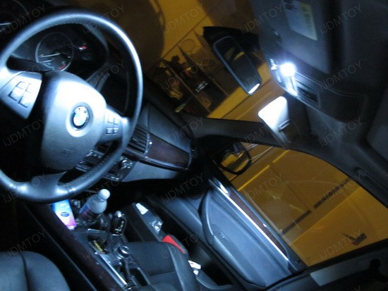 led interior lights for bmw x5 no more dull yellow light ijdmtoy blog for automotive lighting. Black Bedroom Furniture Sets. Home Design Ideas