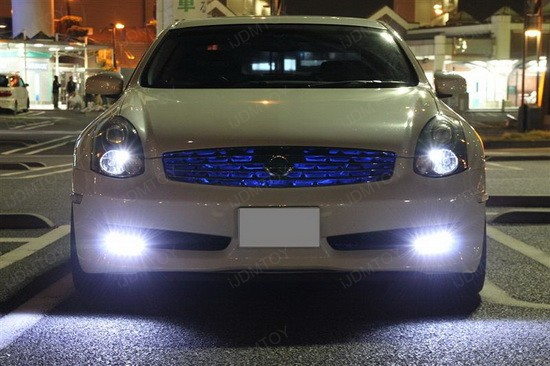 L Shaped Running Lights