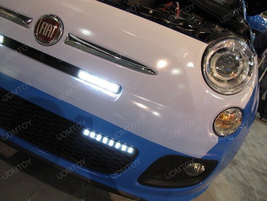 LED Daytime Lights 2