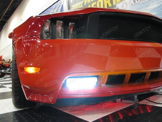 LED Daytime Running Lights 2