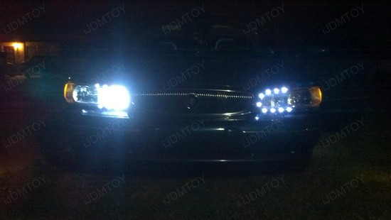 Switchback Turn Signal Lights 2