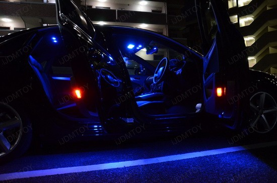 Audi LED Interior Package 2
