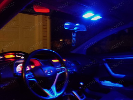 Honda Civic Interior Lights Ijdmtoy Blog For Automotive Lighting