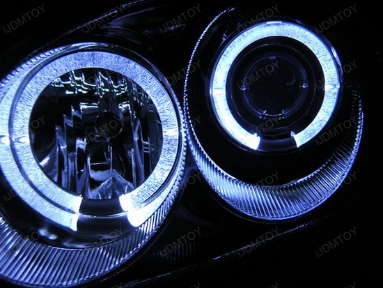 Halo Projector Headlights 4