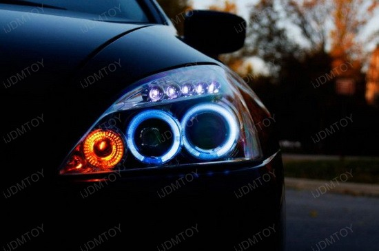 Halo Projector Headlights 7