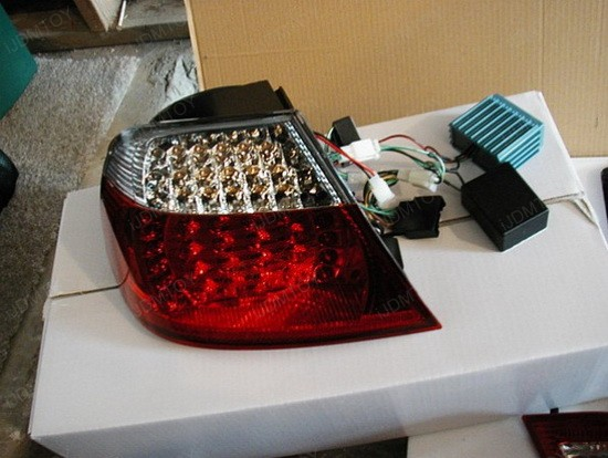 Aftermarket LED Tail Lights 2