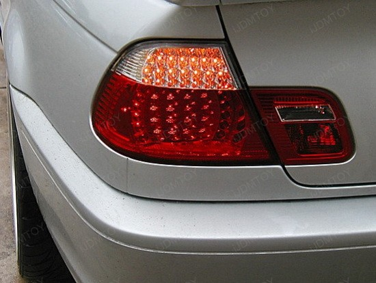 Aftermarket LED Tail Lights 7