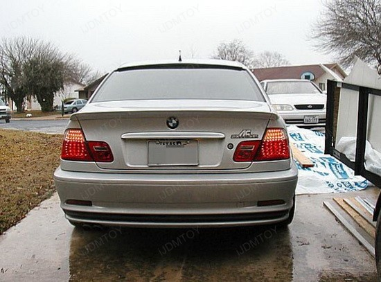 Aftermarket LED Tail Lights 8