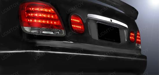 Dress Up Your Lexus Gs300 Gs430 With Led Tail Lights