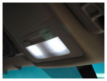 2010-up Chevrolet Cruze Direct Fit LED Interior Package Installation