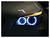 How to Install BMW 5 Series LED Angel Eyes
