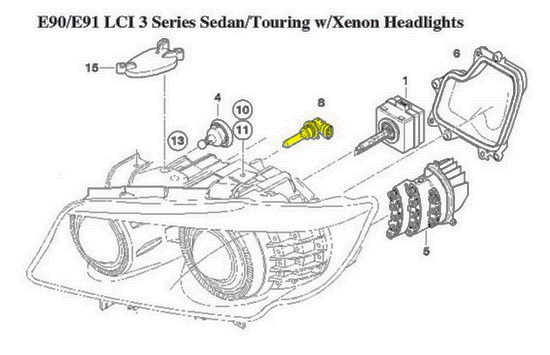 1995s 10 headlights wiring diagram drl items in ijdmtoy automotive lighting store on ebay!