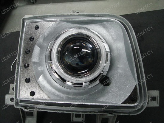 LED for headlights installation