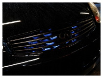 LED Strip Lights Under Hood Installation (Base on an Infiniti G35)