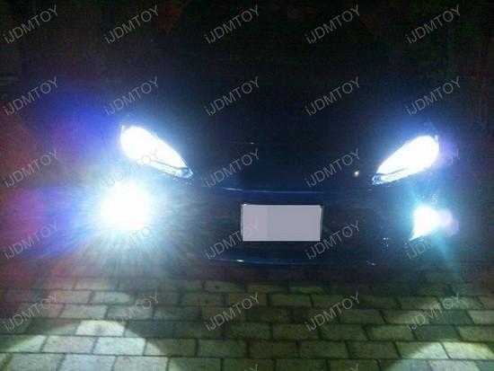 Subaru BRZ 5202 LED bulbs installation