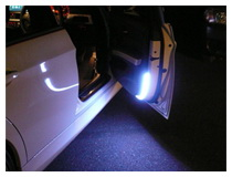 Install LED Strip Lights For Under Side Door (Base on a BMW E90 335i)