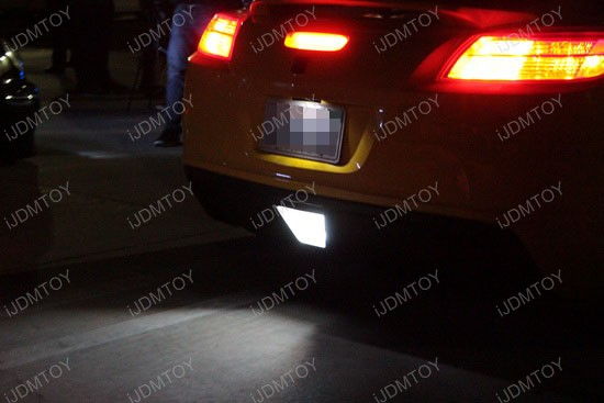 5W CREE XP-E LED Reverse Lights 3