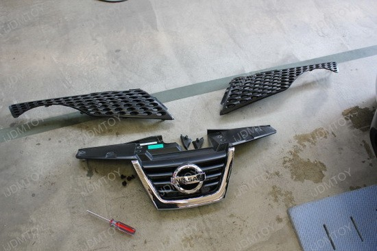 Nissan Juke LED Strip Lights 3