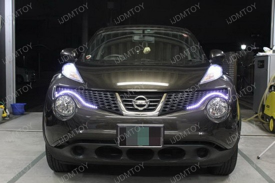 Nissan Juke LED Strip Lights 5