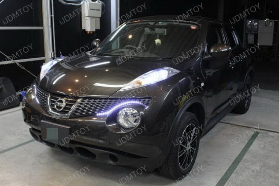 Nissan Juke LED Strip Lights 8