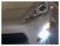 LED Daytime Running Lamps Installation