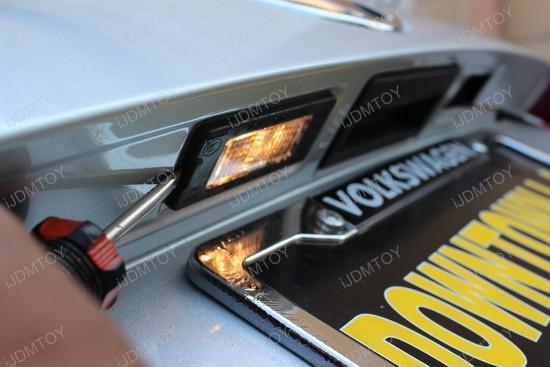 Volkswagen Passat LED License Plate Lights 2