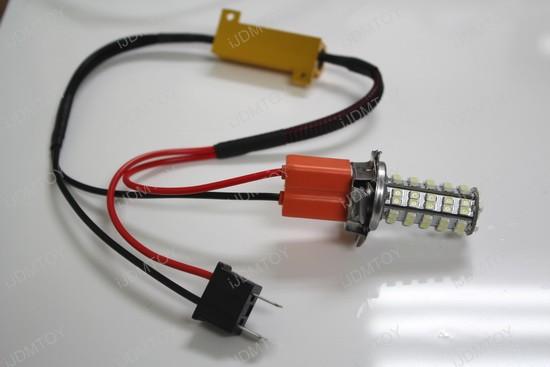 BMW E60 LED Daytime Running Light Bulb 4