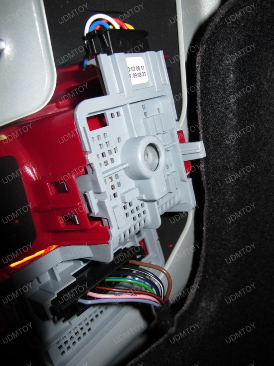 Mercedes-Benz C300 W204 LED Back Up Reverse Light Bulb
