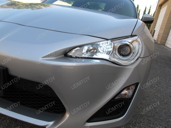 Scion FR-S 9005 LED Daytime Running Lights 9