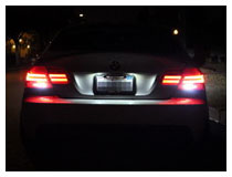 LED Backup Reverse Lights Installation (Base on a BMW)