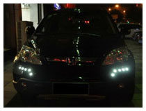 LEDayFlex style LED Daytime Running Lights Installation