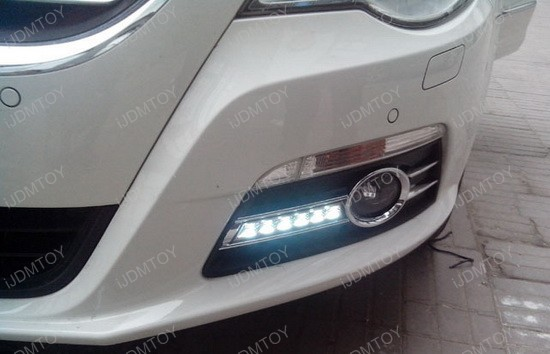 Volkswagen CC LED Daytime Running Lights 10