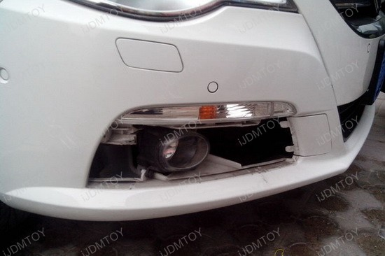 Volkswagen CC LED Daytime Running Lights 2