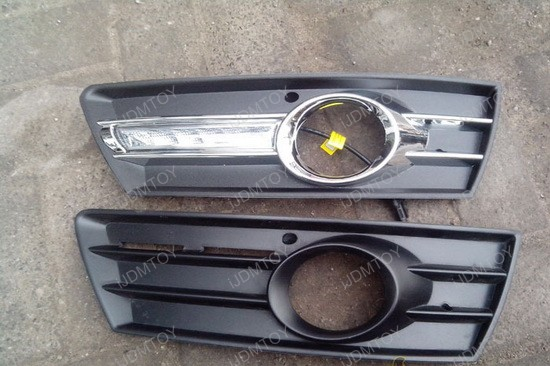Volkswagen CC LED Daytime Running Lights 3