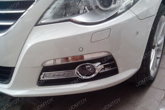 Volkswagen CC LED Daytime Running Lights 6