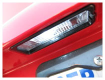 How to Install Volkswagen Error LED LED License Plate Lamps