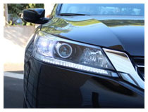 Honda Accord LED Running Lamps Installation (For 50-048)